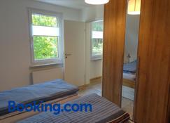 Ferienwohnung Dawe - Göttingen - Yatak Odası