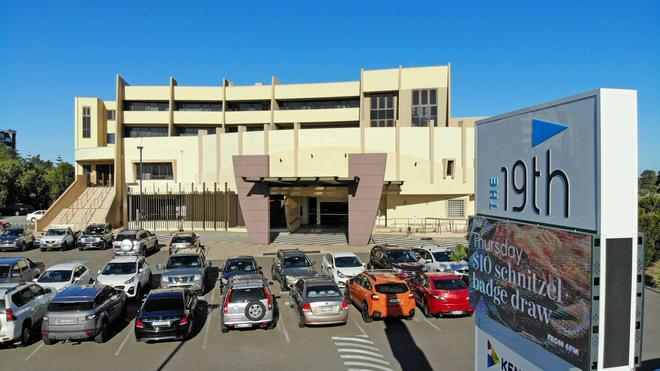 Best Western City Sands - Wollongong - Rakennus