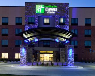Holiday Inn Express Hotel & Suites Fort Dodge - Fort Dodge - Gebäude