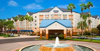 Fairfield Inn & Suites Lake Buena Vista in Marriott Village - Orlando - Gebouw