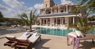 The Majlis Hotel - Lamu
