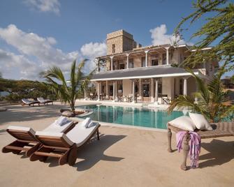 The Majlis Hotel - Lamu - Pool