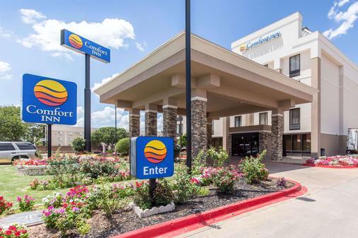 Comfort Inn Wichita Falls - Wichita Falls - Toà nhà