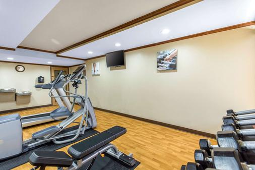 Comfort Inn Wichita Falls - Wichita Falls - Gym