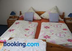 Hotel Dorfkrug - Büsum - Schlafzimmer
