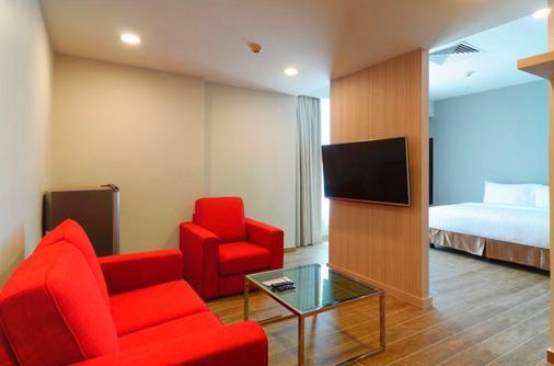The Klagan Hotel - Kota Kinabalu - Living room