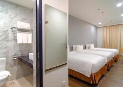 The Klagan Hotel - Kota Kinabalu - Bedroom