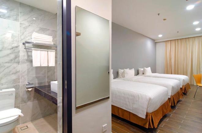 The Klagan Hotel - Kota Kinabalu - Makuuhuone