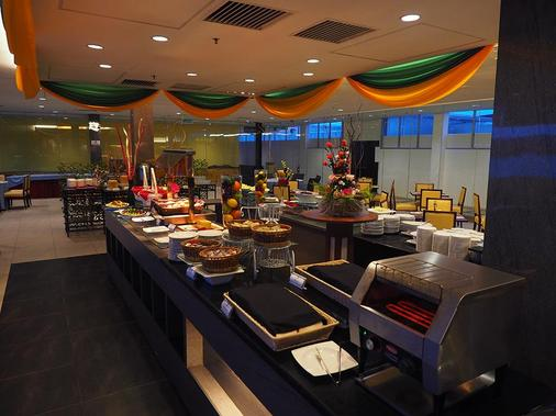 The Klagan Hotel - Kota Kinabalu - Buffet