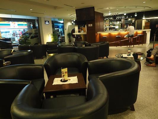 The Klagan Hotel - Kota Kinabalu - Lounge
