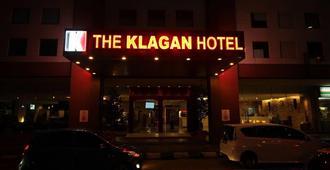 The Klagan Hotel - קוטה קינבאלו - בניין