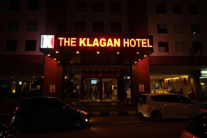 The Klagan Hotel - Kota Kinabalu - Rakennus