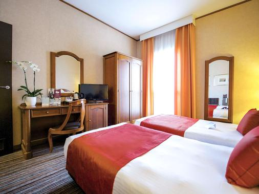 水星博洛尼亞中心酒店 - 波隆那 - 博洛尼亞 - 臥室