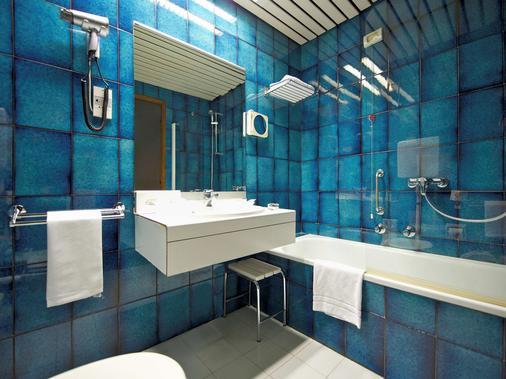 水星博洛尼亞中心酒店 - 波隆那 - 博洛尼亞 - 浴室