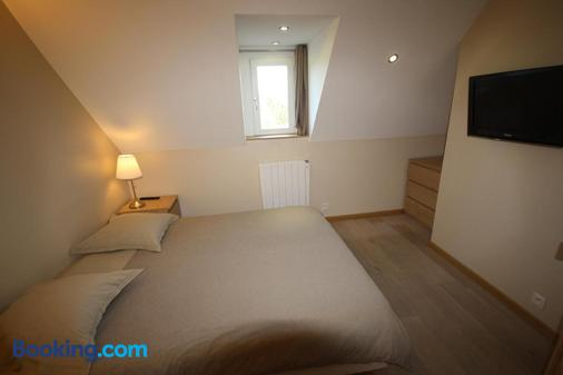 Manoir de la Croix-Sonnet - Trouville-sur-Mer - Bedroom