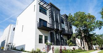 Modern 3 Bed Smarthome In Heart Of Tampa - Tampa - Edificio