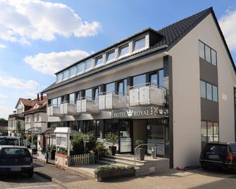 Hotel Royal - Bad Salzuflen - Building