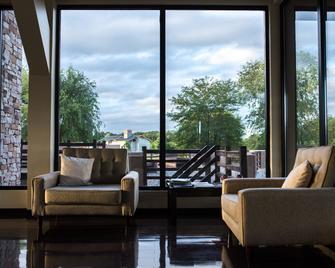 Ayres del Champaqui - Villa General Belgrano - Sala de estar
