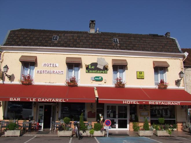 Hôtel le Cantarel - Andelot-Blancheville - Building