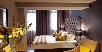 غراي ستريت هوتل - نيوكاسل - غرفة نوم