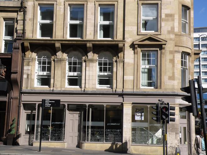 Grey Street Hotel - Newcastle upon Tyne - Κτίριο