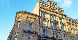 Grey Street Hotel - Newcastle upon Tyne - Building