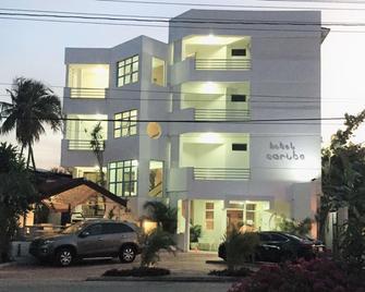 Hotel Caribe - Santa Cruz de Barahona - Building