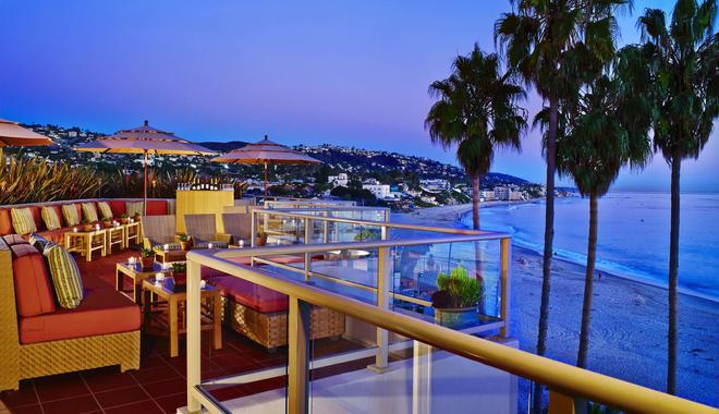 拉古納海灘酒店 - 拉古拿海灘 - 拉古納海灘 - 陽台