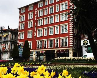 Carikci Hotel - Giresun - Gebäude