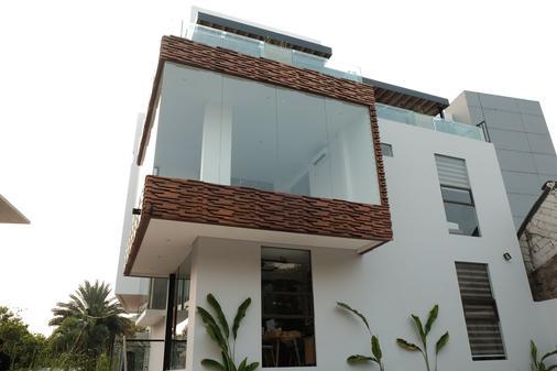 Flat06 Tendean - South Jakarta - Building