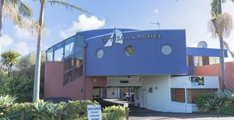 City of Sails Motel - Auckland - Gebouw