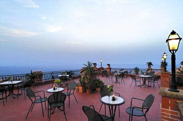 希爾瑞爾斯酒店 - 陶爾米納 - 陶爾米納 - 露天屋頂