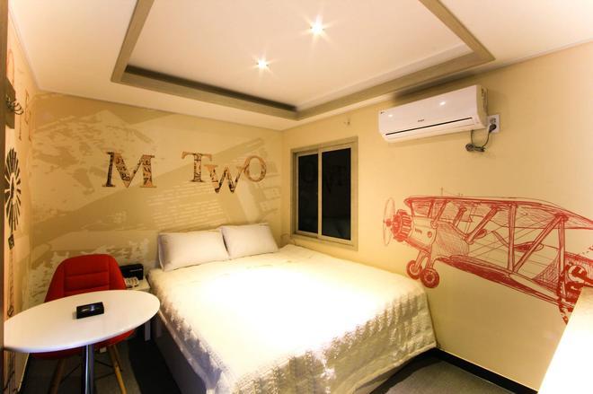 M2 Motel - Busan - Phòng ngủ