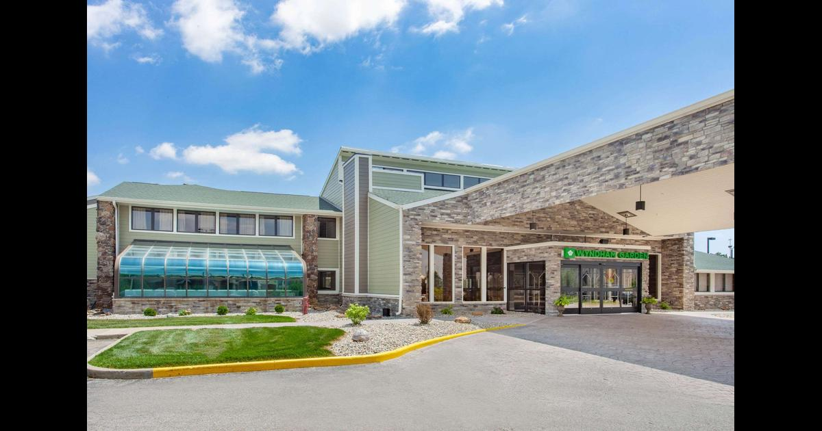 Wyndham Garden Fort Wayne 90 1 6 7 Fort Wayne Hotel Deals
