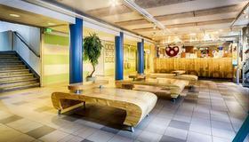歐洲旅館 - 赫爾辛基 - 大廳
