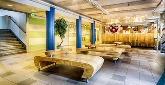 Eurohostel - Ελσίνκι - Σαλόνι ξενοδοχείου