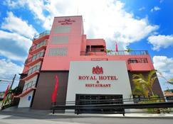 沖縄リゾートビジネスホテル&コンドミニアム ローヤルホテル - 読谷村 - 建物