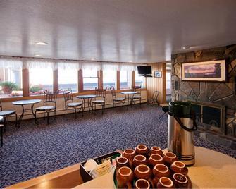 Americas Best Value Port Polson Inn - Polson - Restaurace