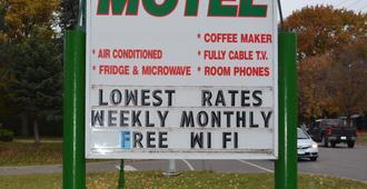 Shamrock Motel - Midland - Habitación
