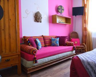 Leonardo's Rooms - Pontassieve - Вітальня
