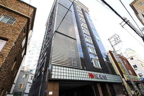 The Hotel 7th - Busan - Rakennus