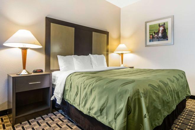 Quality Inn of Lexington - Lexington - Κρεβατοκάμαρα
