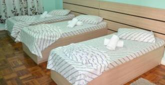 Hotel Vitória - Sao Paulo - Bedroom