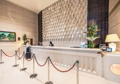 美侖大酒店上海 - 上海 - 櫃檯