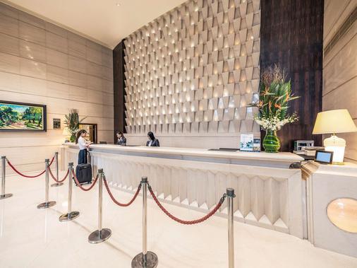 ロイヤルトン ホテル 上海 - 上海市 - フロントデスク