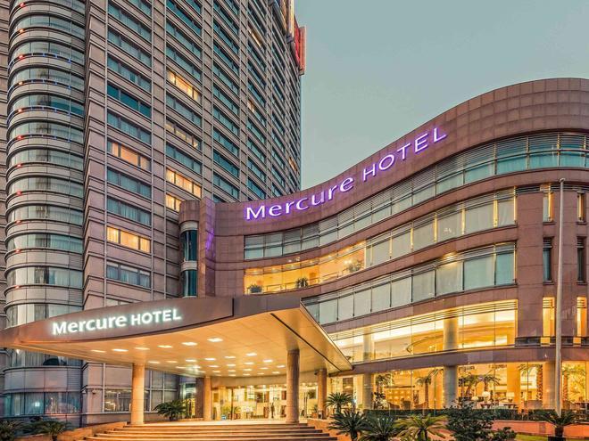 Mercure Shanghai Royalton - Shanghai - Rakennus