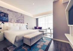 美侖大酒店上海 - 上海 - 臥室