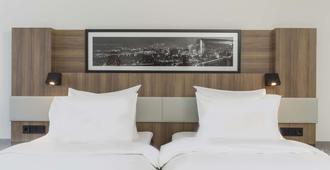 奧斯陸尼達倫雷迪森藍光酒店 - 奥斯陸 - 奧斯陸 - 臥室