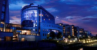 Radisson Blu Hotel Nydalen, Oslo - Oslo - Building