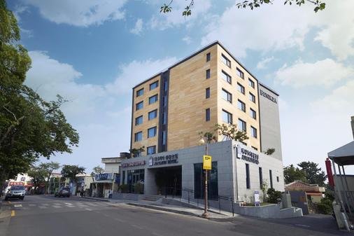Benikea Jungmun Hotel - Seogwipo - Building